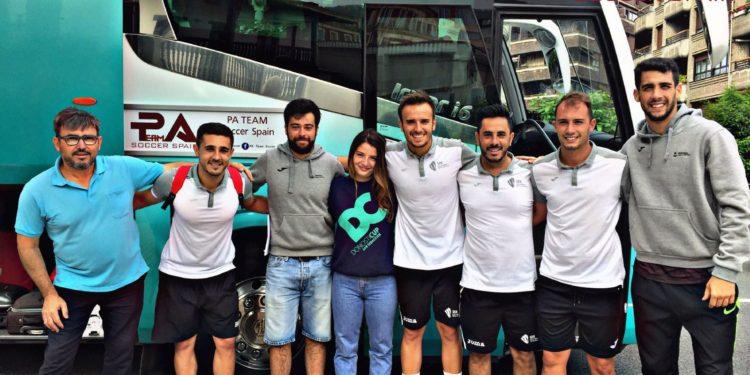 Acompañamos a PA TEAM SOCCER SPAIN hasta la semifinal de la Donosti Cup